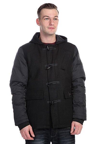 Купить Куртки   Куртка Nixon Summit Jacket All Black