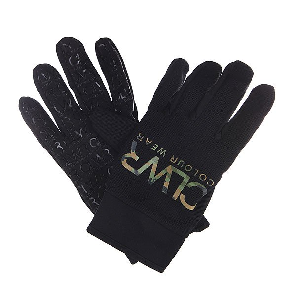 Перчатки Colour Wear Glove Black