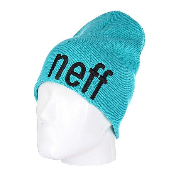 шапка-носок-neff-form-teal