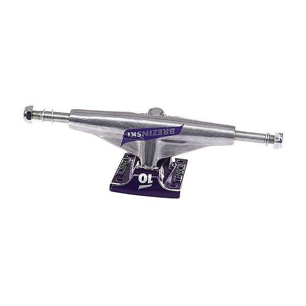 Подвеска для скейтборда 1шт. Tensor Alum Tens Brezinski Flick Raw/Purple 5 (12.7 см)