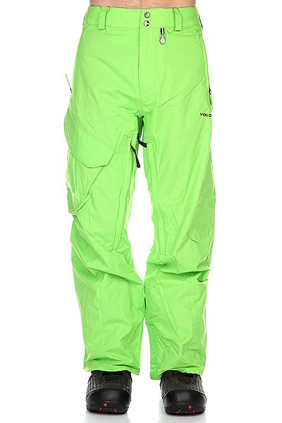 ����� ��������������� Volcom Ventral Pant Lime