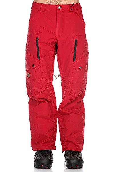 Штаны сноубордические Analog Anthem Pants Red Rock