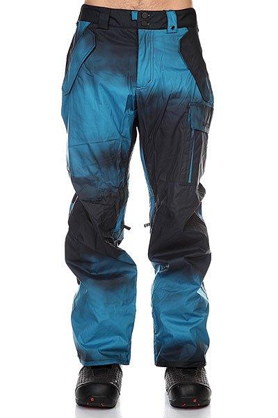 Штаны сноубордические Burton Mb Poacher Pants Pipeline Smoke Fade