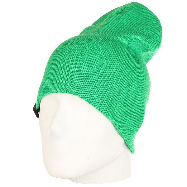 Шапка носок TrueSpin Basic Style Green<br><br>Цвет: зеленый<br>Тип: Шапка носок<br>Возраст: Взрослый<br>Пол: Мужской
