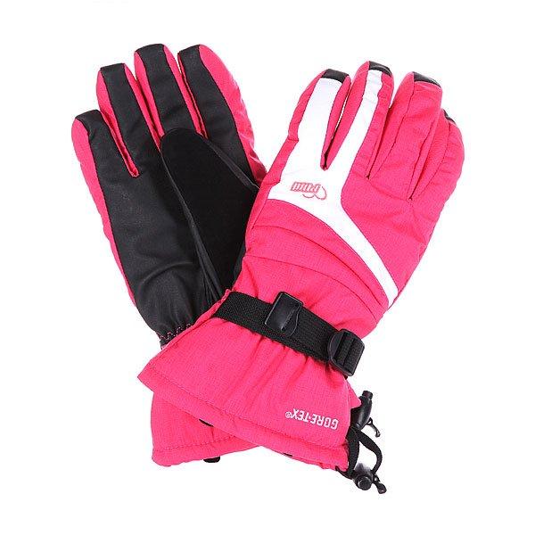 Перчатки сноубордические женские Pow Falon Glove Pink перчатки сноубордические dakine scout glove rasta