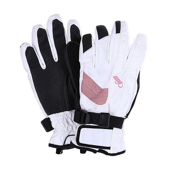 Перчатки сноубордические женские Pow Astra Glove Pink перчатки сноубордические dakine scout glove rasta