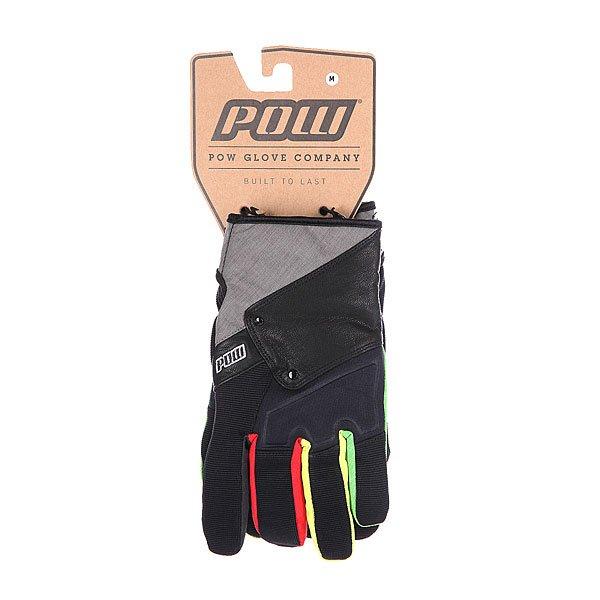 Перчатки сноубордические Pow Zero 2 Rasta