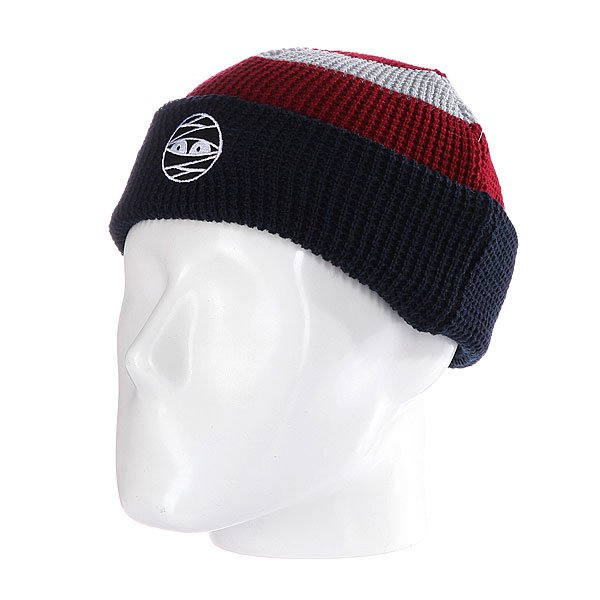 шапка-nootknoot-acorn-beanie-navy-bugundy-grey