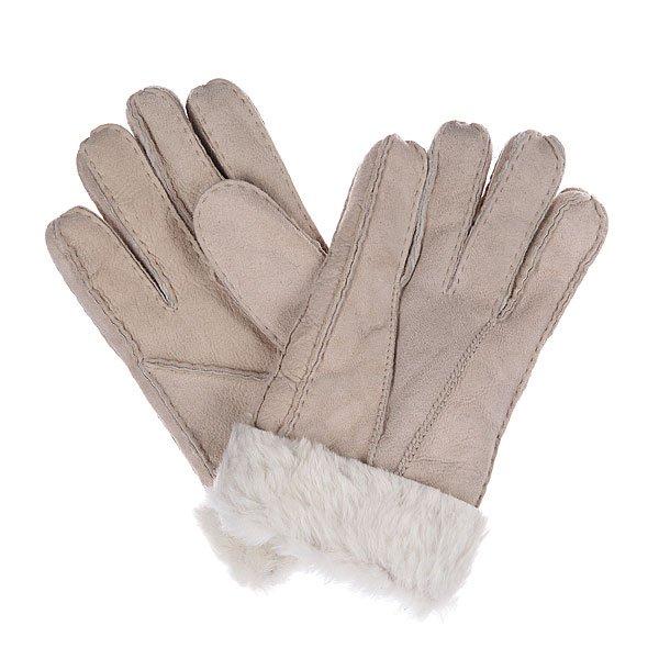 Перчатки Penfield Pennystone/Shearling Glove Natural