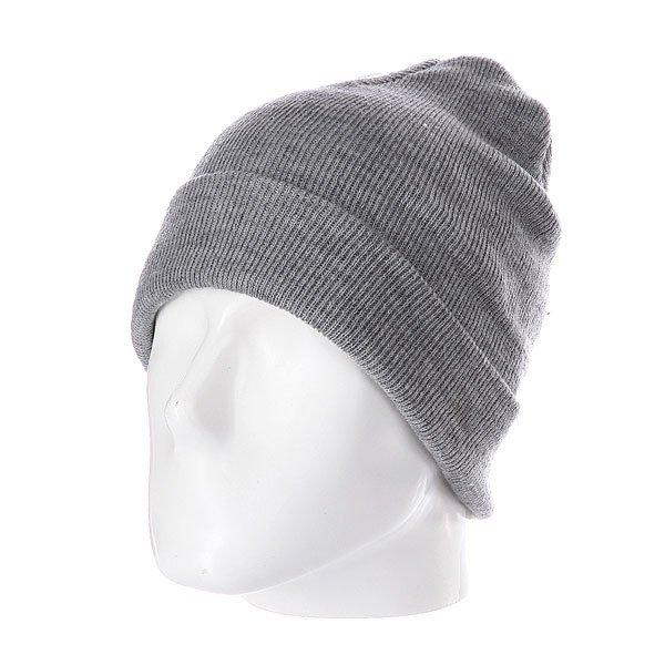 Шапка носок TrueSpin Basic Style Grey