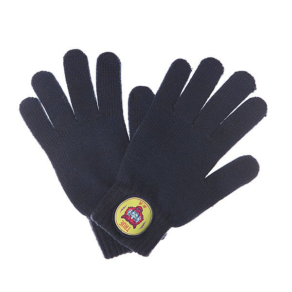 Перчатки TrueSpin Bite Touchgloves Navy