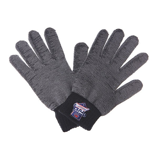 Перчатки TrueSpin Touchgloves Melange Grey