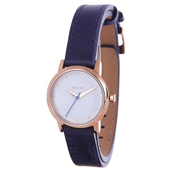 Часы женские Nixon Kenzi Wrap Cobalt/Rose Gold