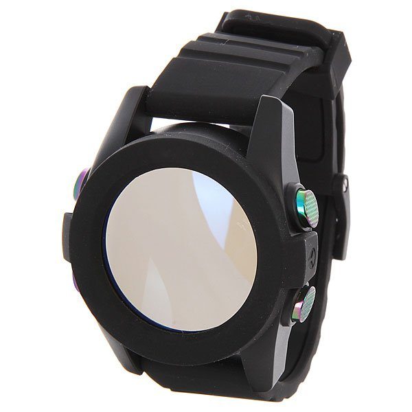Часы Nixon Unit Black/Iridium