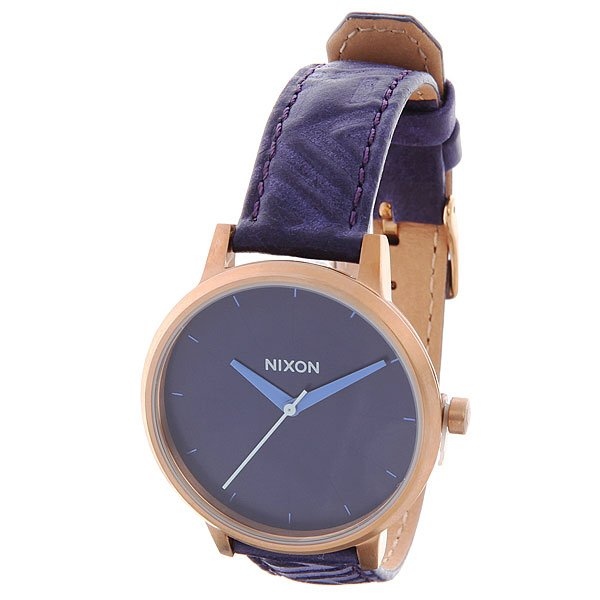 Часы Nixon Kensington Leather Cobalt/Mod nixon часы nixon a099 710 коллекция kensington