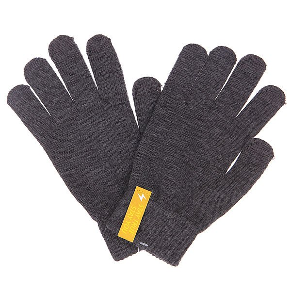 Перчатки TrueSpin Touchgloves Dark Grey