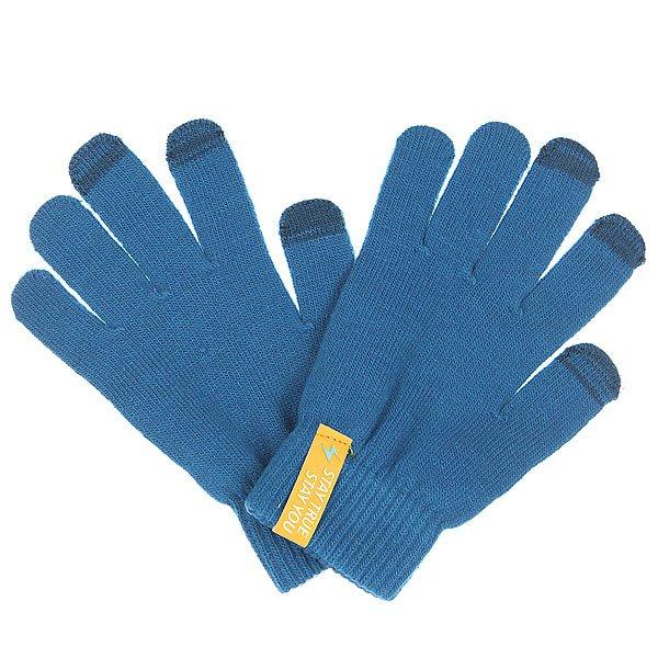 Перчатки TrueSpin Touchgloves Petrol