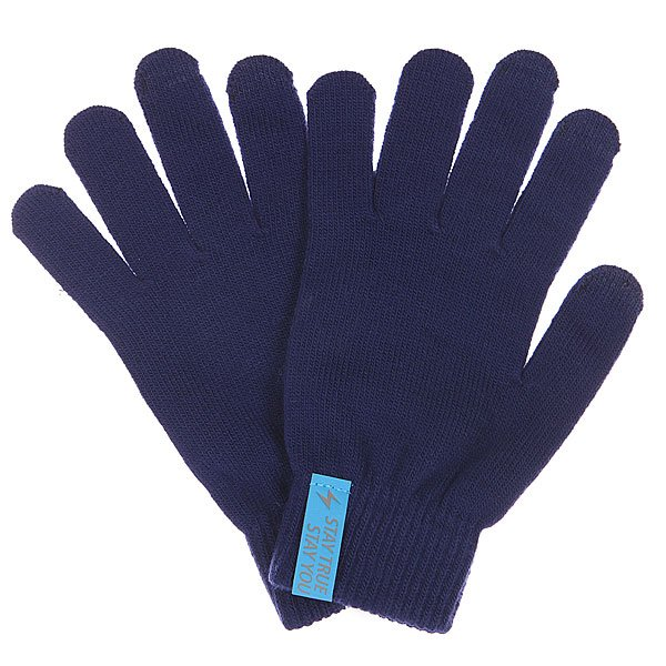 Перчатки TrueSpin Touchgloves Navy