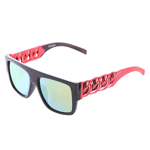 Очки TrueSpin Las Cadenas Black/Light Red