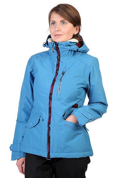Куртка женская Billabong Alpha Jacket Blue Sky