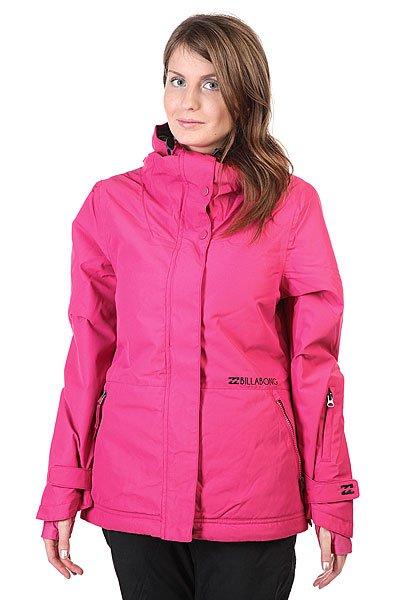 Куртка женская Billabong Cheeky Jacket Pink Lily
