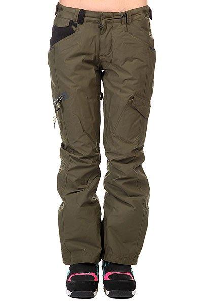 Штаны сноубордические женские Billabong Lolly Pant Military
