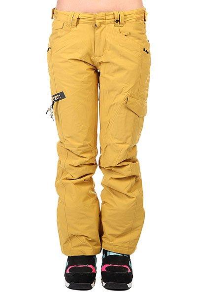 Штаны сноубордические женские Billabong Lolly Pant Mustard