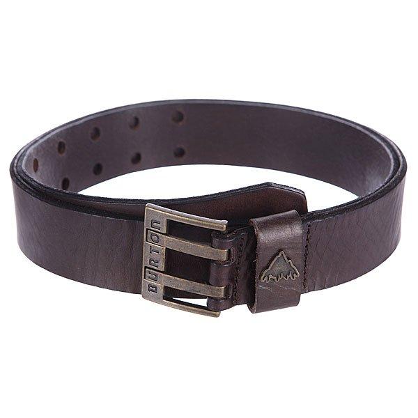 Ремень Burton Blakbrn Leather Belt Tobacco