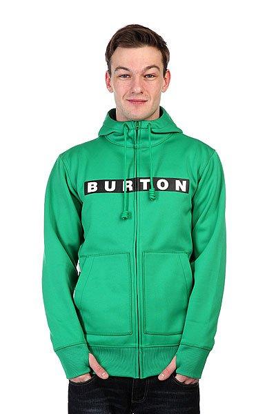 Толстовка сноубордическая Burton Mb Bonded Hdd Jelly Bean<br><br>Цвет: зеленый<br>Тип: Толстовка сноубордическая<br>Возраст: Взрослый<br>Пол: Мужской