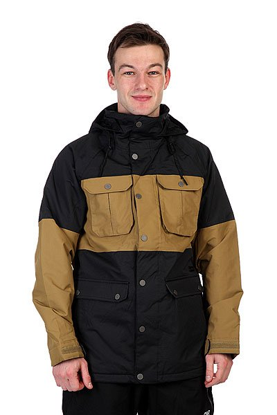Купить Куртки   Куртка Burton Mb Frontier Jk True Black/Falcon