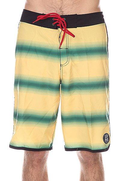 Шорты пляжные Etnies Close Out Boardie Gold шорты женские oakley flip top boardie pool blue