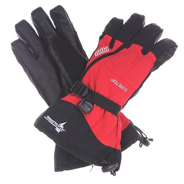 Перчатки сноубордические Pow Tormenta Gtx Glove Red