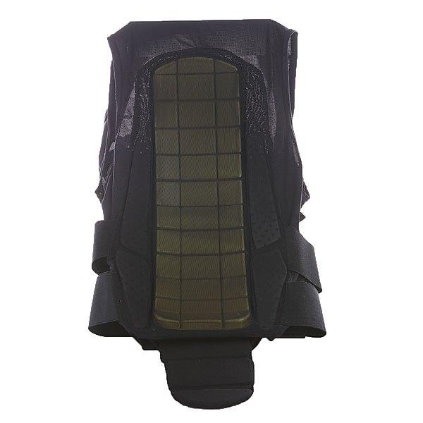 Защита на спину Bern Low-Pro Spine ProtectorБезопасность без лишнего веса. В состав защиты входит PORON® XRD™ - материал, который обладает самыми современными защитными свойствами.Технические характеристики: Материал PORON® XRD™ - гибкий и легкий. При ударе создает уникальный защитный щит, который поглощает до 90% силы удара.Защита позвоночника.Дополнительная панель Microshell для защиты копчика.Двойные поясничные ремни.<br><br>Цвет: черный<br>Тип: Защита на спину<br>Возраст: Взрослый<br>Пол: Мужской