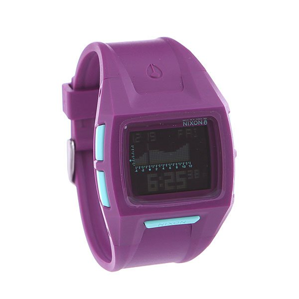 Часы Nixon Small Lodown Purple купить