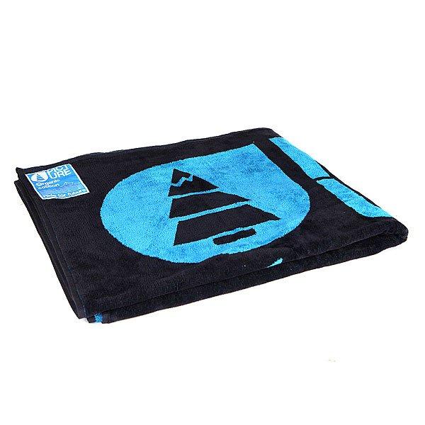 Полотенце Picture Organic Towel Dear Black/Blue комбинезон сноубордический picture organic welcom bib blue