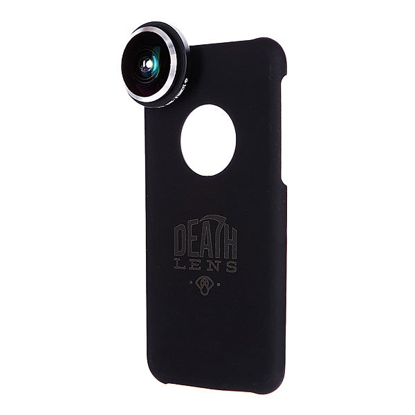 Чехол для iPhone Death Lens Iphone 6 Fisheye Lens Box Grey чехол для iphone death lens fisheye lens dk blue box 4 4s