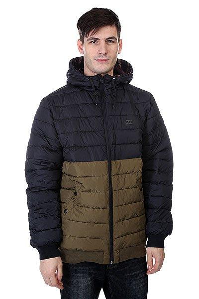 Куртка двусторонняя Billabong Revert Navy