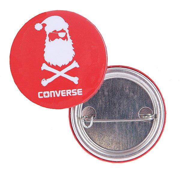 Значок Converse Santa - Подарок<br><br>Тип: Значок