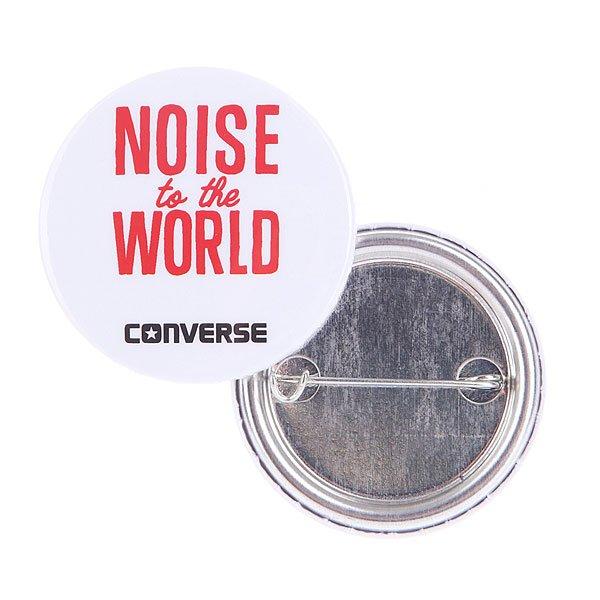 Значок Converse Noise - Подарок<br><br>Тип: Значок