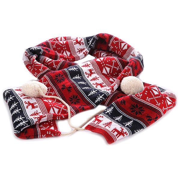 ���� Picture Organic Scouby Scarf Red