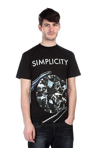 �������� Diamond Simplicity Ii Tee Black