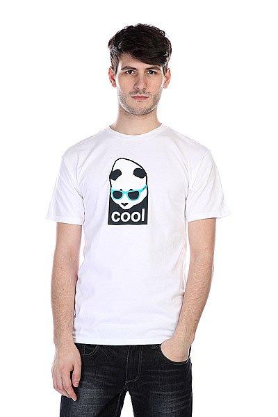 Футболка Enjoi Coolhead White<br><br>Цвет: белый<br>Тип: Футболка<br>Возраст: Взрослый<br>Пол: Мужской