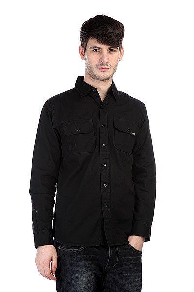 Рубашка Creature Coroner Black<br><br>Цвет: черный<br>Тип: Рубашка<br>Возраст: Взрослый<br>Пол: Мужской