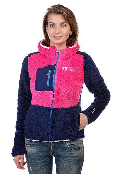 Толстовка женская Picture Organic Penny Pink<br><br>Цвет: розовый<br>Тип: Толстовка классическая<br>Возраст: Взрослый<br>Пол: Женский