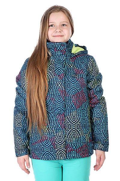 Куртка детская Roxy Jetty Girl Jk Peacoat