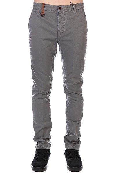 Штаны прямые K1X Legit Chino Pant 8800 Grey