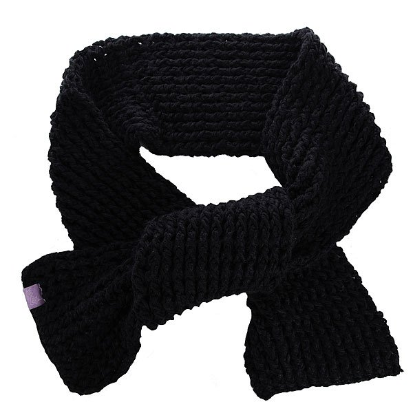 Шарф женский K1X Shorty Cozy Scarf Black