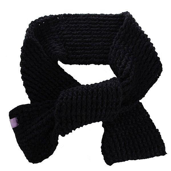 Шарф женский K1X Shorty Cozy Scarf BlackКлассический вязаный шарф в однотонном дизайне.Технические характеристики: Традиционная форма.Крупная текстурная вязка.Лаконичный однотонный дизайн.Ярлычок с логотипом  K1X.<br><br>Цвет: черный<br>Тип: Шарф<br>Возраст: Взрослый<br>Пол: Женский
