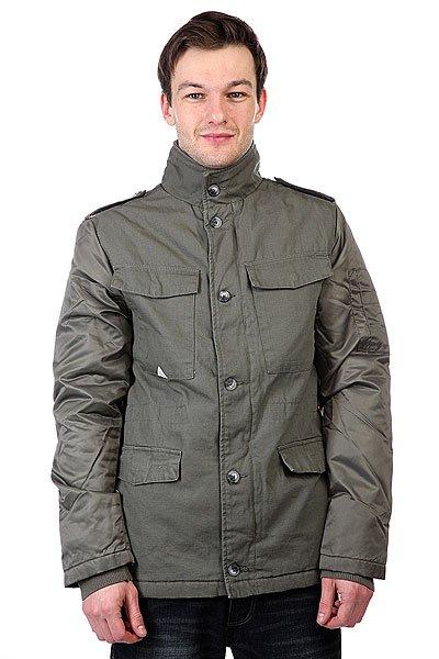 Куртка Altamont Scanner Jacket Military altamont salman shirt jacket black