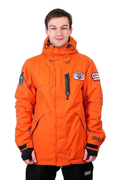 Куртка Grenade Astro Jacket Orange